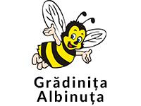 logo Grădinița Albinuța final